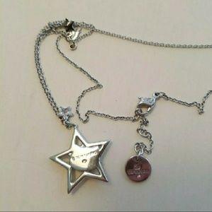 72b6a5544 Swarovski Jewelry | Hello Kitty Rock Star Necklace | Poshmark